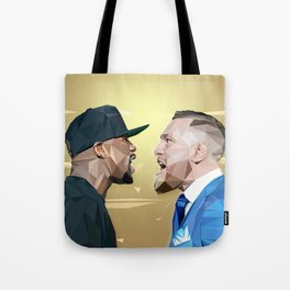THE FIGHT OF THE CENTURY Tote Bag