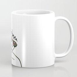 Cabeza mía (head mine) Coffee Mug