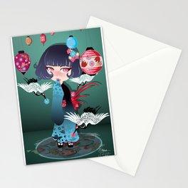 Hina princesse Stationery Cards