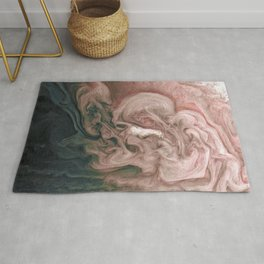 Rose-Colored Jupiter Rug