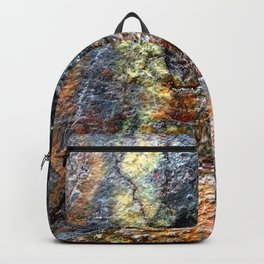 meEtIng wiTh IrOn no24 Backpack