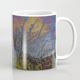 Winters Approach; Spring Stays Imbeded Coffee Mug