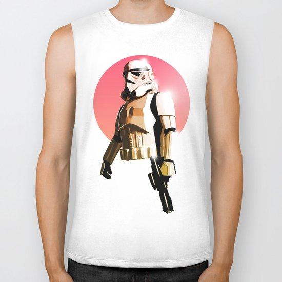 Stormtrooper Biker Tank