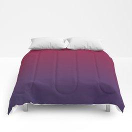 DESTINATION - Minimal Plain Soft Mood Color Blend Prints Comforters