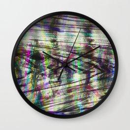Megahertz Wall Clock