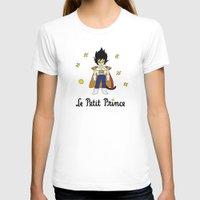 le petit prince T-shirts featuring Le Petit Prince by Aldo Cervantes Saldaña