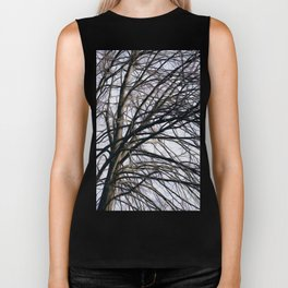 Stained Glass Tree Biker Tank