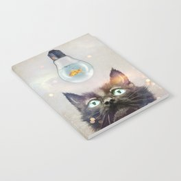 Cat Fish Notebook