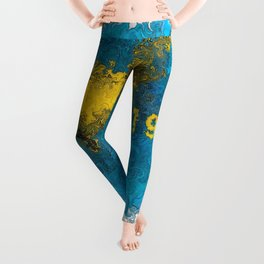 Kanarya 1907 Leggings