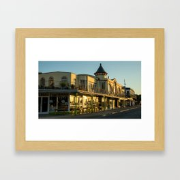 Ilfracombe Promenade Framed Art Print