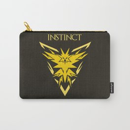 Team Instinct - Glowing Strong Carry-All Pouch