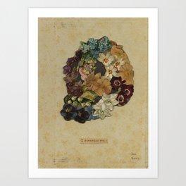 I Remember You. Art Print