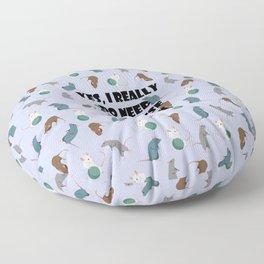 Need rats Floor Pillow