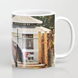 Equestrian love Coffee Mug