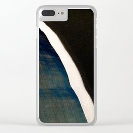 Waterfall at Dusk Clear iPhone Case