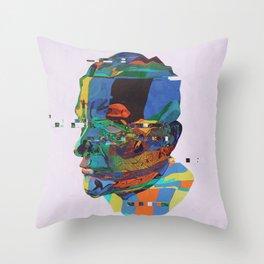 PORTRAIT_0001.BMP Throw Pillow