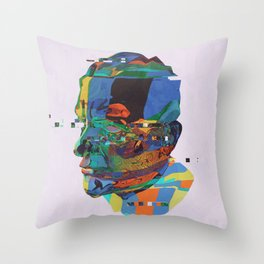PORTRAIT_0001.BMP Throw Pillow