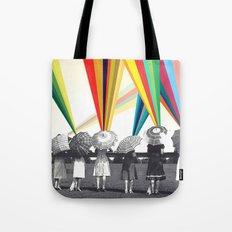 Modern women Tote Bag