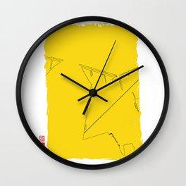 18 Wing Lok Street - Hong Kong Wall Clock