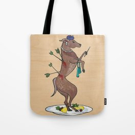 Animal Poverty I Tote Bag