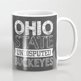 Undisputed Buckeyes Coffee Mug