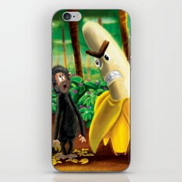 Bitting off more then you can chew! iPhone Skin