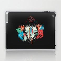 Lady Feral Laptop & iPad Skin