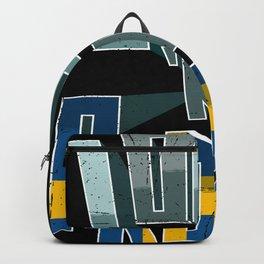 Sweden Pride Loud N Proud Backpack