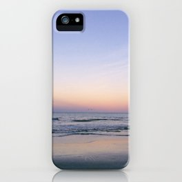 Summer Sunset iPhone Case