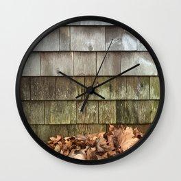 Camden Boat House Wall Clock