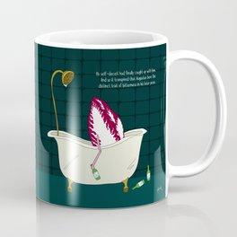 raw endive. Coffee Mug