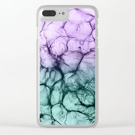 Undefined Abstract #5 #decor #art #society6 Clear iPhone Case