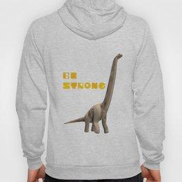 Dinosaur Illustration Hoody