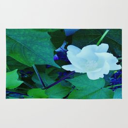 Cotton Blossom Rug