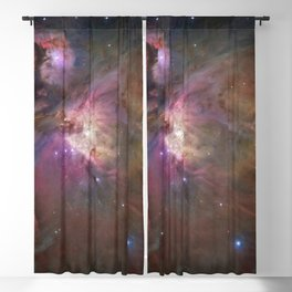 Hubble Space Telescope - Hubble's sharpest view of the Orion Nebula (2006) Blackout Curtain