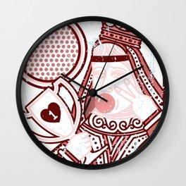 The Dancing Queen  Wall Clock