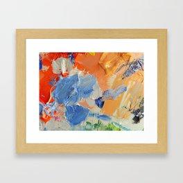 Pallet #1 Framed Art Print