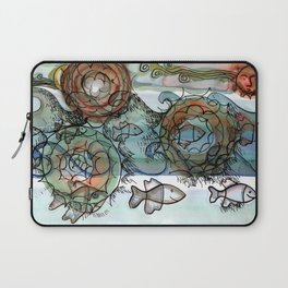 Life on the Earth Laptop Sleeve