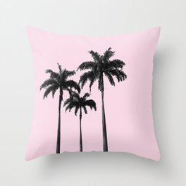 Feeling the Vacations Throw Pillow