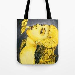 My Girl Yellow Tote Bag