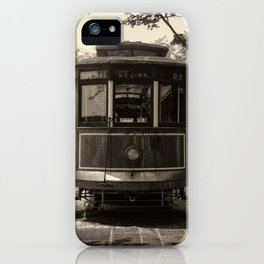 Streetcar Named Desire - New Orleans 1988 iPhone Case