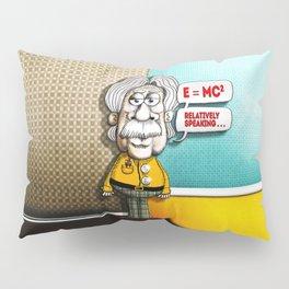 Relatively Einstein Pillow Sham