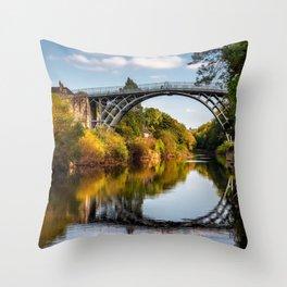 IronBridge Shropshire Throw Pillow