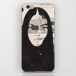 Katyuska iPhone Skin