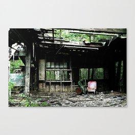 Lone Survivor Canvas Print