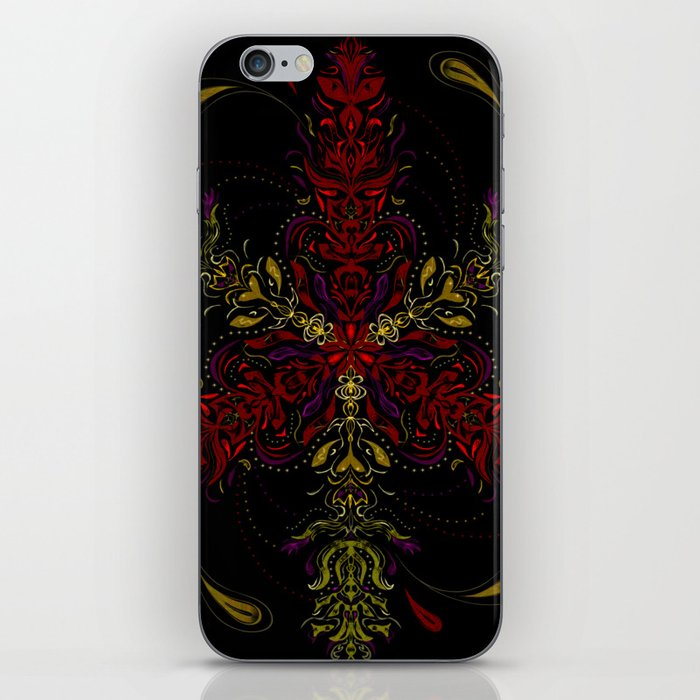 Regal Duality iPhone Skin
