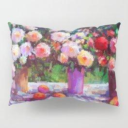 Summer Roses Pillow Sham