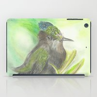 birdy iPad Cases featuring Birdy by Equalsnine-art