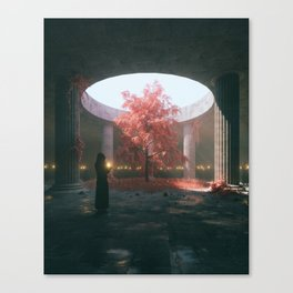 INFINITE SOLSTICE (everyday 06.28.17) Canvas Print
