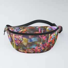 Colors of Mexico Fanny Pack